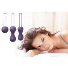 Je Joue Ami Progressive Pelvic Weights Kegel Exerciser