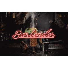 Bartender & Patron