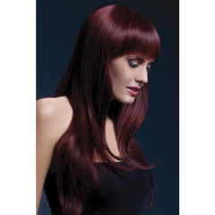 Sienna Wig- Black Cherry