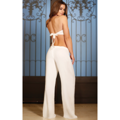 Coastal Gauze Drawstring Pants