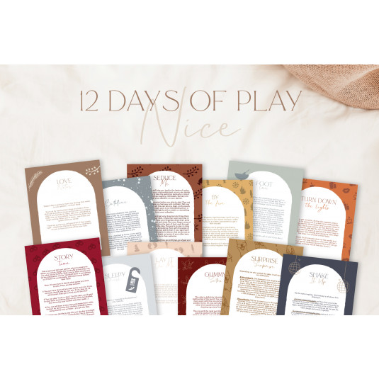 12 Days of Play- Nice