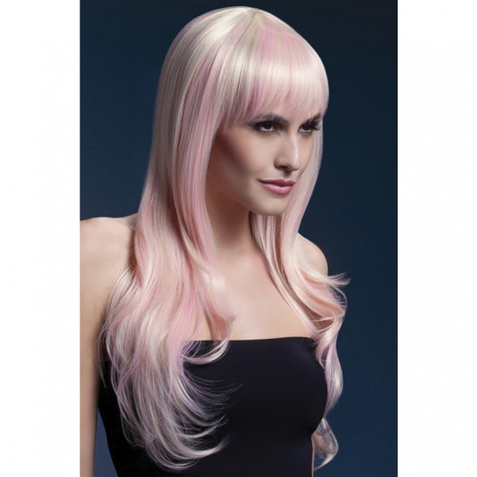Sienna Wig- Blonde Candy