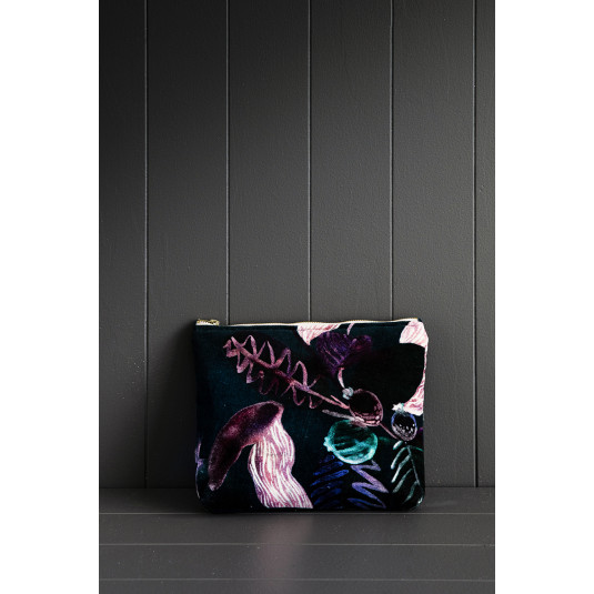 Dark Guava Velvet Case