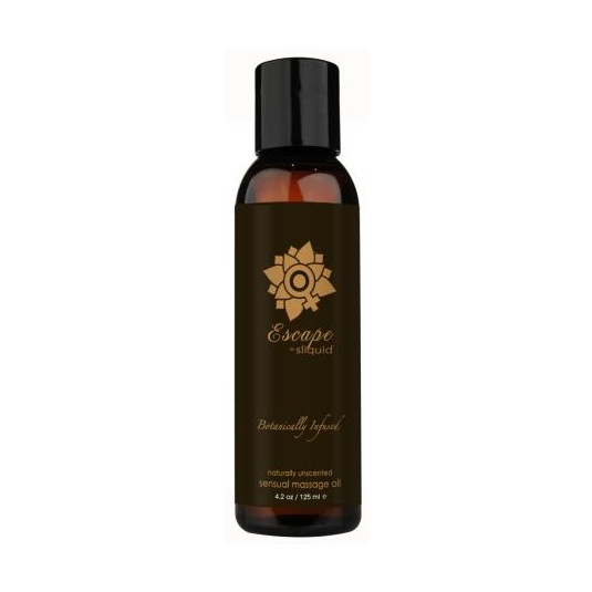 Sliquids Organics Massage Oil
