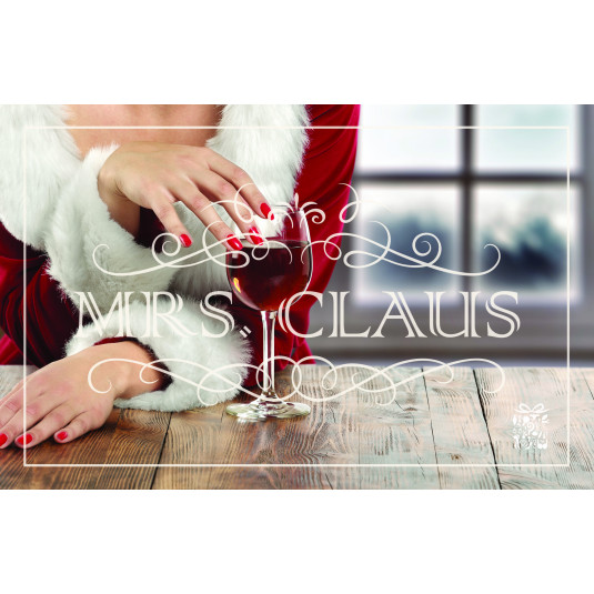 The Seduction of Mrs Claus- Sensual