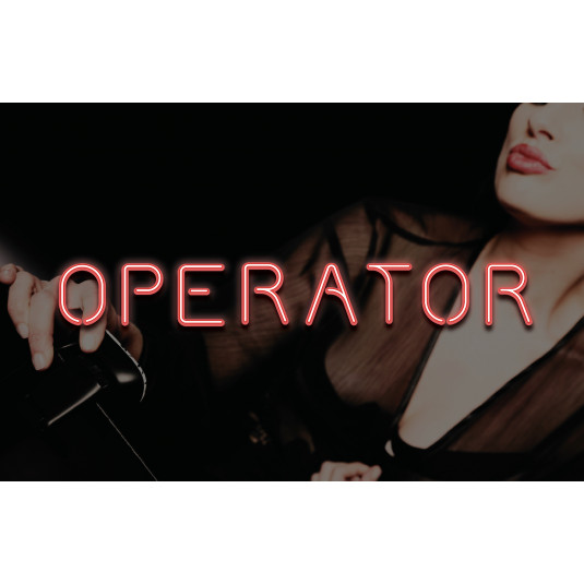 Webcam Operator