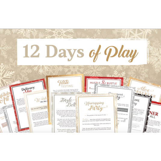 12 Days of Play- Original