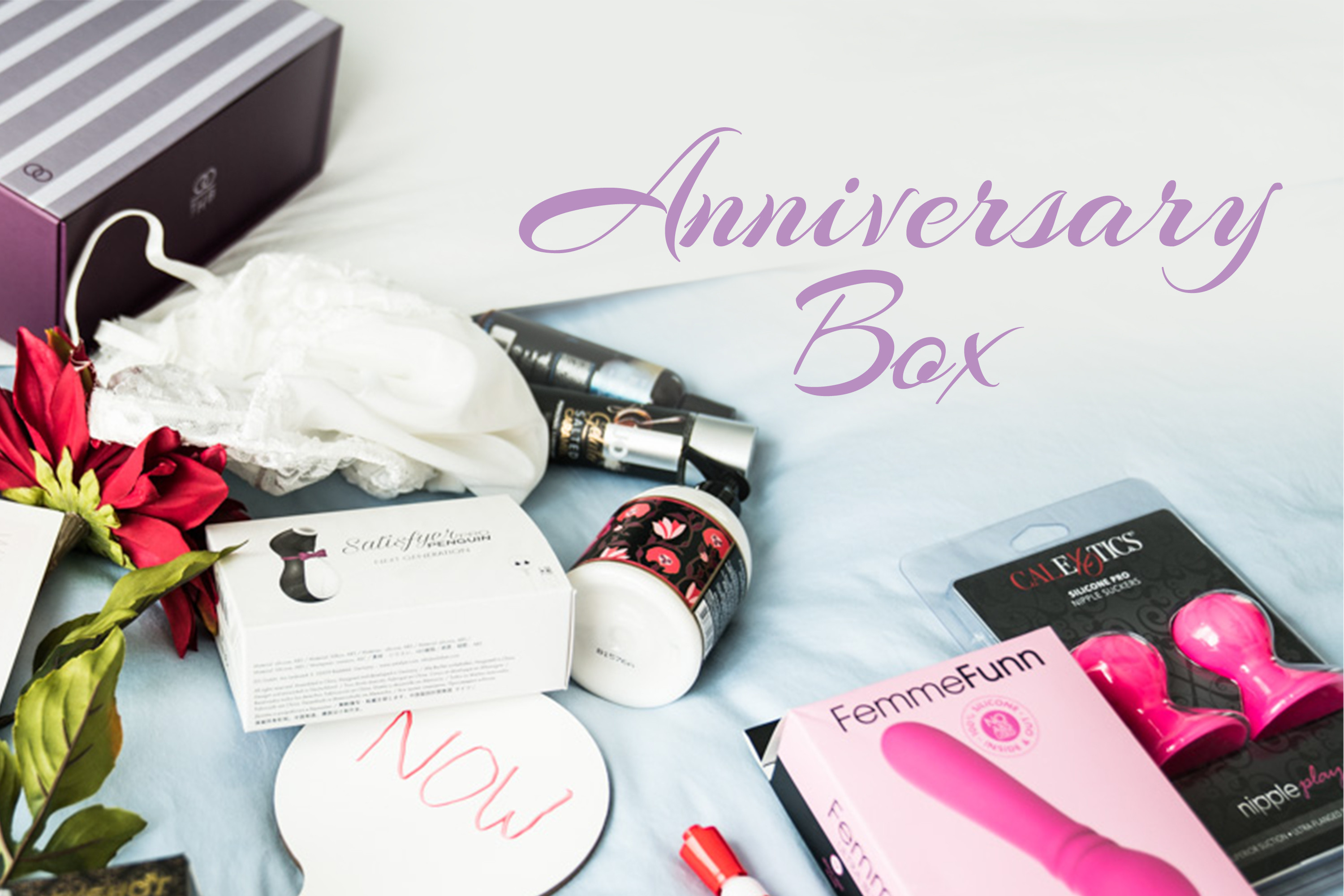 What to do on your first anniversary