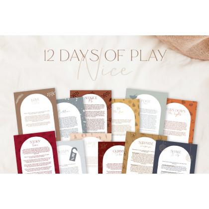 12 Days of Play- Nice