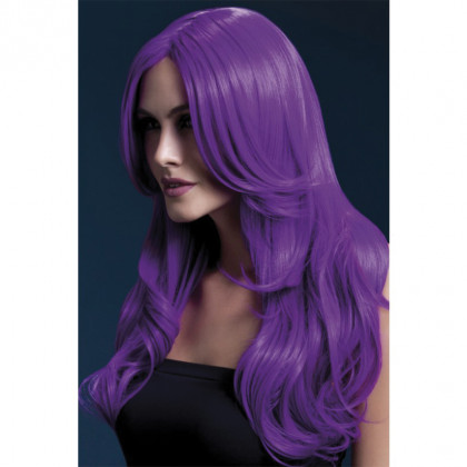 Khloe Wig- Purple
