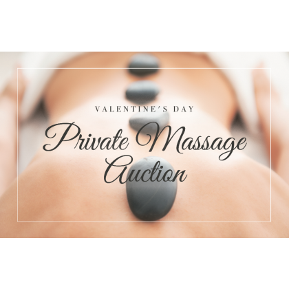 Massage Auction