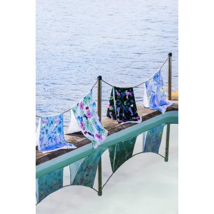 Sanctuary Studio Velour Beach Towel