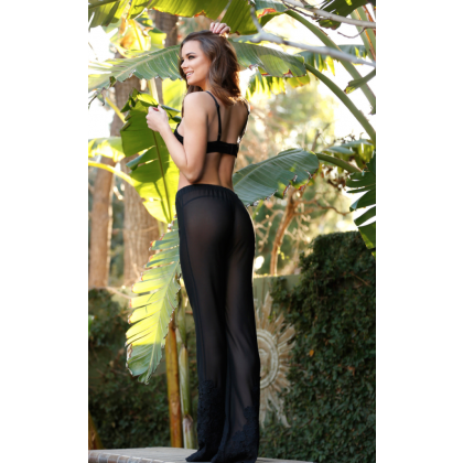 Ever After Mesh Drawstring Pant