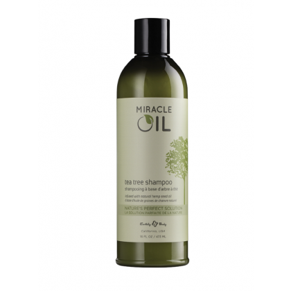 Tea Tree Shampoo- 16oz