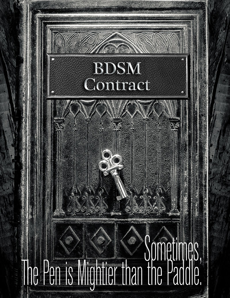 Bdsm Contract Fetish Role Play