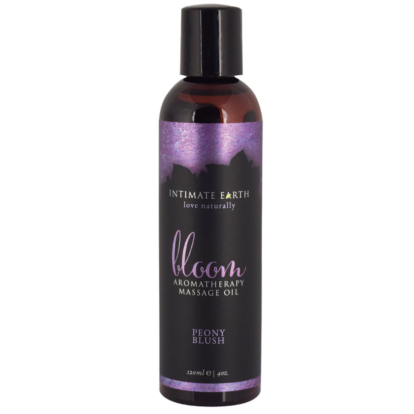Intimate Earth Naked Aromatherapy Massage Oil Fragrance